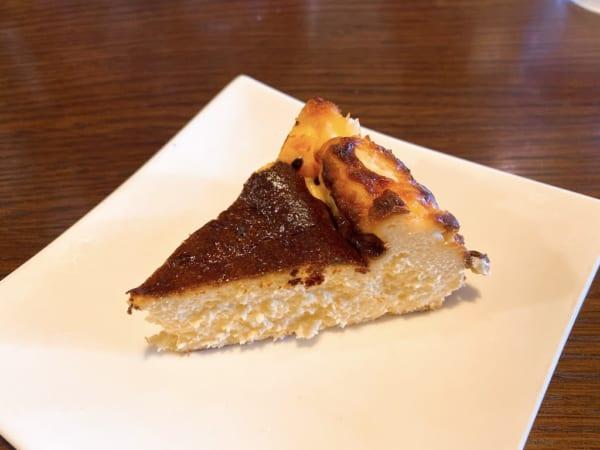 喜多方BAL、バスク風チーズケーキ
