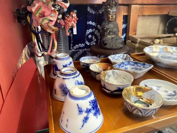 古布・民芸品 笑美(わらび) 食器