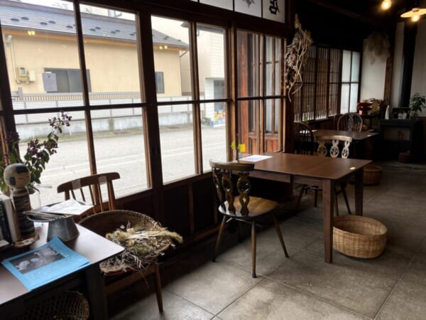 食堂 Kontsh (こんとしゅ) テーブル席