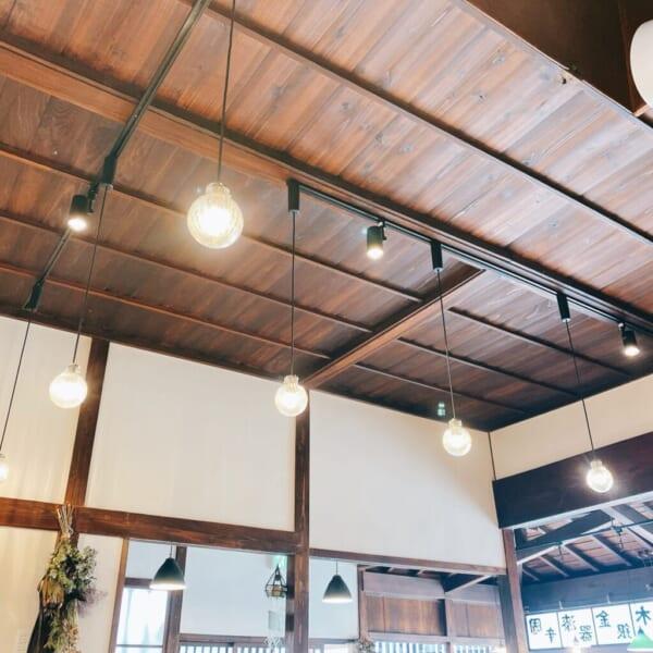 食堂 Kontsh (こんとしゅ) 照明