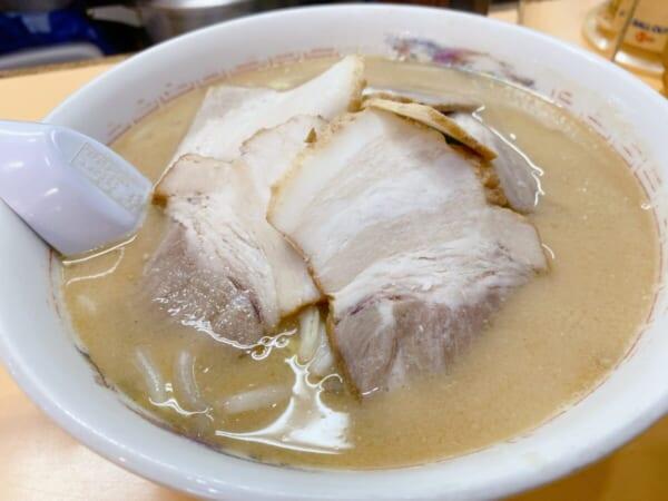 ラーメン 金ちゃん 味噌タンチャーシューメン