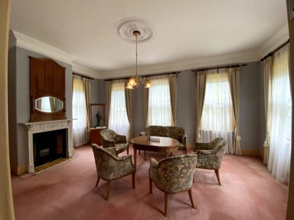 天鏡閣 西客室