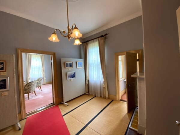 天鏡閣 西客室の付属室
