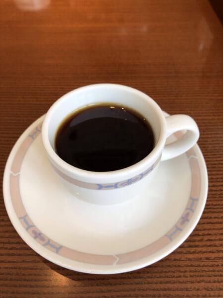 ロータスイン レストラン 會wase セルフのコーヒー