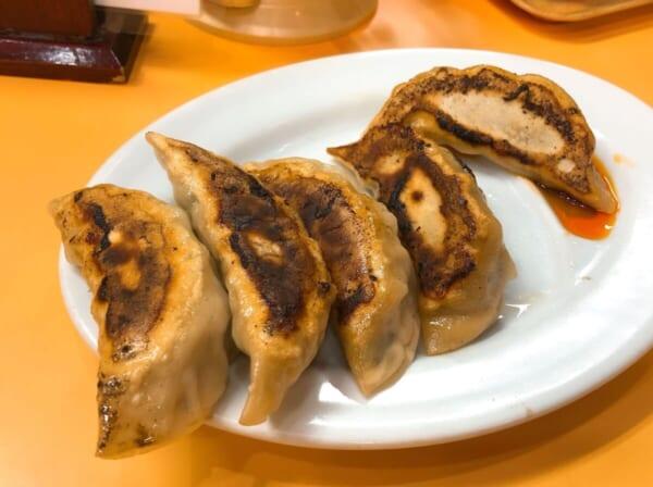 ラーメン 金ちゃん 餃子