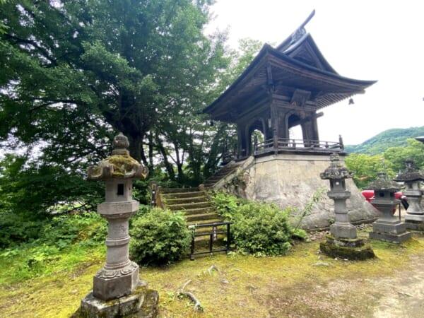 福満尊圓蔵寺 鐘楼