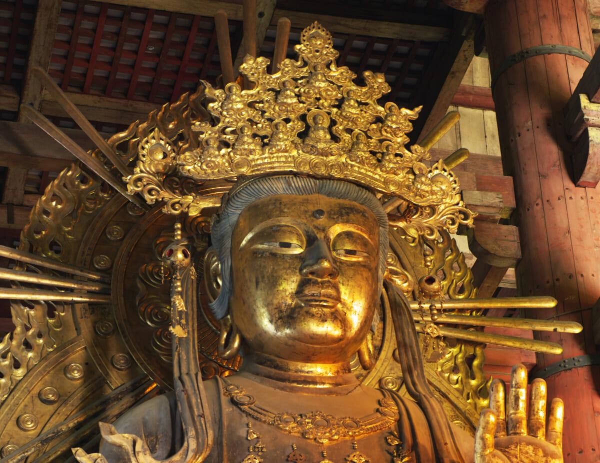 虚空蔵菩薩坐像