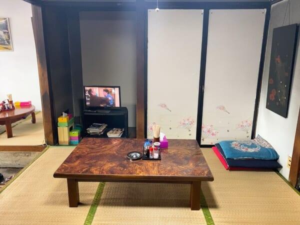 中華飯店 利喜(としき) 奥の座敷