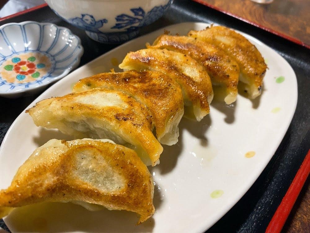 中華飯店 利喜(としき) 餃子