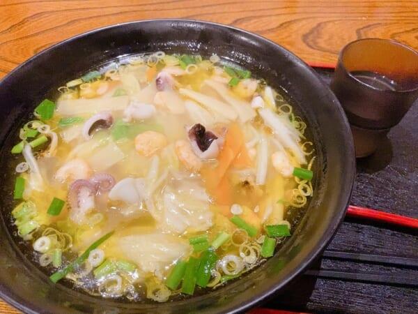 菜華楼(さいかろう) 中華麺