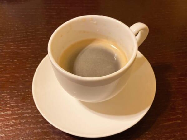 喜多方バル コーヒー