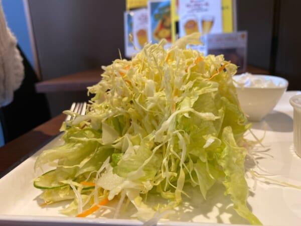 ハジャイ 生野菜