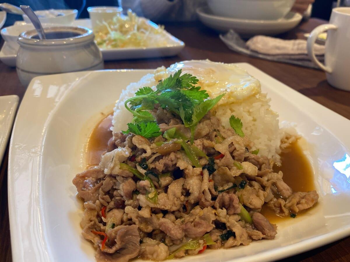 ハジャイ タイ料理