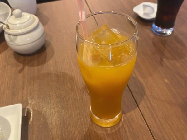 ハジャイ オレンジジュース