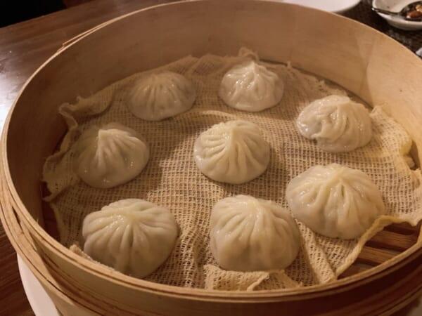 台湾キッチン 會津ウルトラ 手作り小籠包