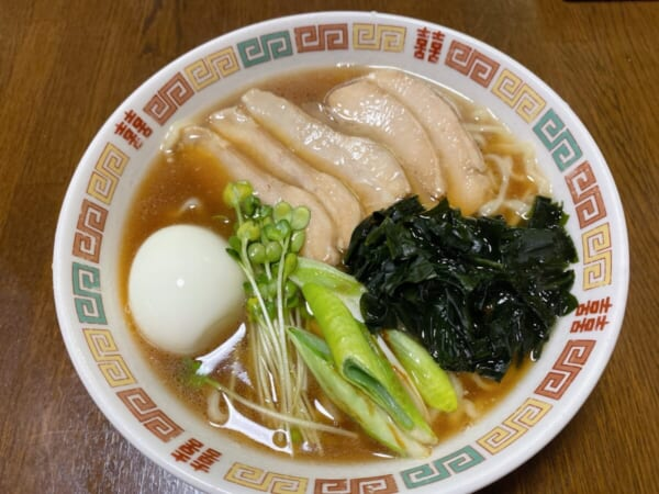 おウチ喜多方チャーシュー麺