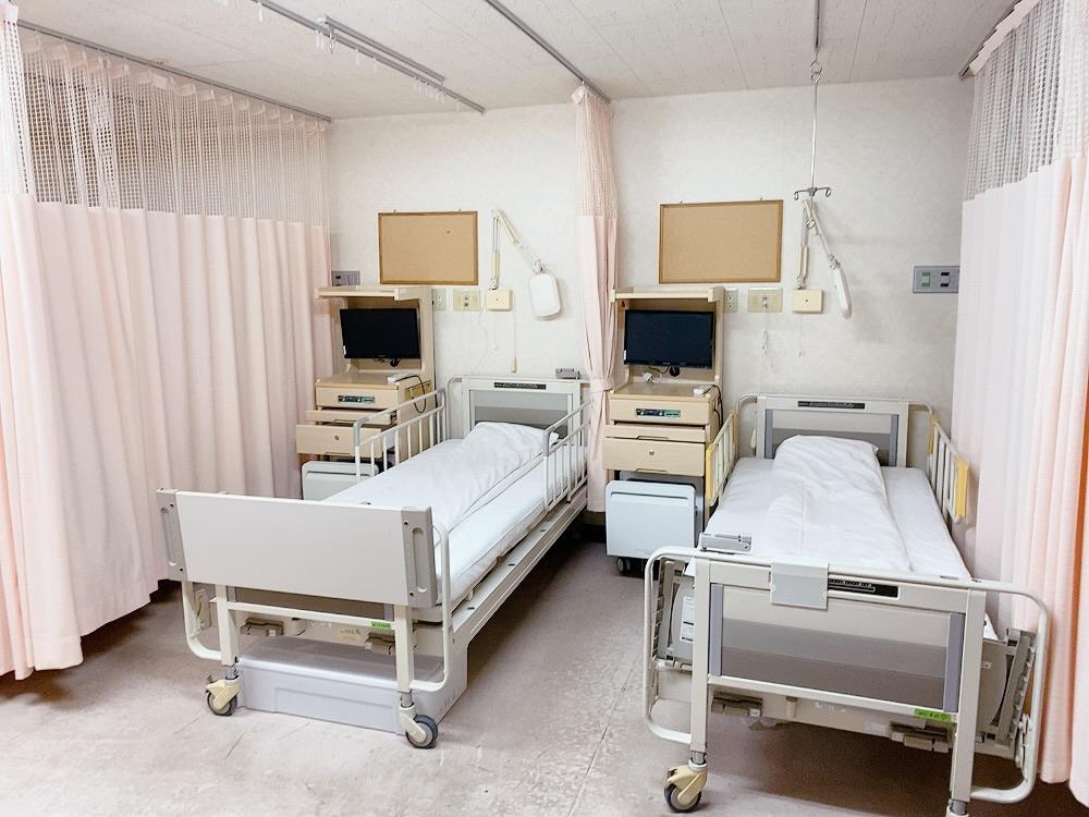 会津中央病院 病室